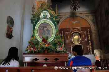 Quíbor lista para procesión 138 de la Virgen de Altagracia - La Prensa de Lara