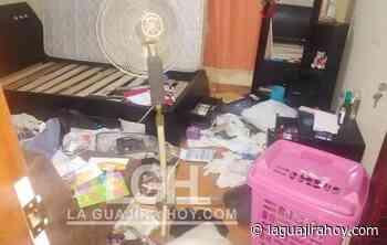 Delincuentes roban en vivienda de Papayal y se llevan vehículo - La Guajira Hoy.com