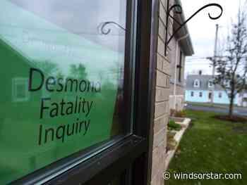 Pathologist describes fatal gunshot wounds at Desmond inquiry in Nova Scotia - Windsor Star