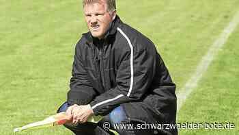 Fußball: Spvgg Holzgerlingen: Martin Oßwald geht - Fußball - Schwarzwälder Bote