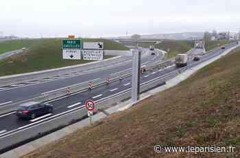 Montsoult : les travaux de prolongement de l'A16 totalement bouclés en février - Le Parisien