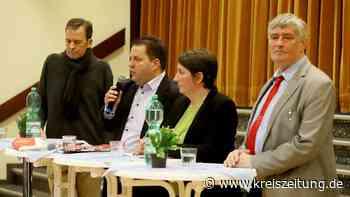 Bürgermeisterwahl Weyhe: KGS-Schüler bekommen Antworten der vier Kandidaten - kreiszeitung.de