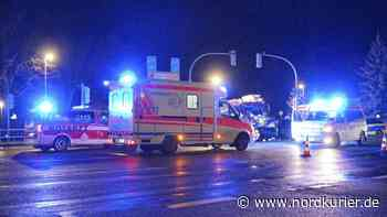 Sechs Verletzte bei Unfall in Altentreptow - Nordkurier