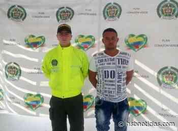 Cayó 'Alexis' en San Juan de Arama | HSB Noticias - HSB Noticias
