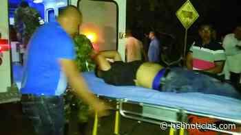 Murió soldado al chocar contra una vaca en San Juan de Arama | HSB Noticias - HSB Noticias