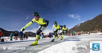 Eissportspektakel lockt tausende Holländer an den Weissensee - 5 Minuten