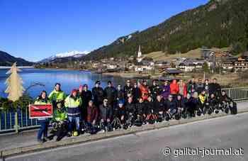 40 UnterwasserfotografInnen aus sechs Ländern auf Fotopirsch am Weissensee - Gailtal Journal