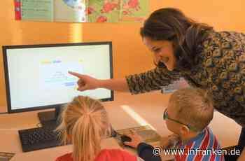 Grundschule Burgebrach als 'Digitale Schule' in München ausgezeichnet - inFranken.de