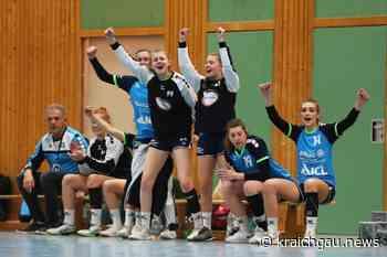 Klasse Leistung und klarer Sieg der BWOL Mannschaft TSV-Birkenau gegen den TuS Steißlingen: Das BWOL Team TSV Birkenau setzt mit einem 30:25 Sieg ein Ausrufezeichen gegen den Favoriten aus Steißlingen - kraichgau.news