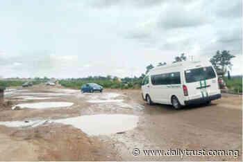 Motorists, commuters task Kogi, FG on Ajaokuta-Itobe-Okene highway - Daily Trust