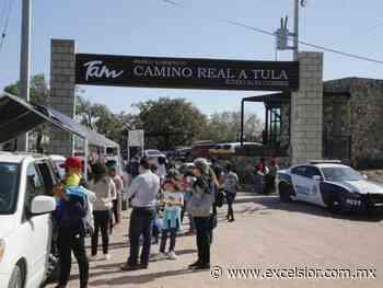 El Parque Camino Real a Tula, referencia turística de Tamaulipas - Excélsior