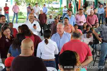 Visita Héctor Garza Ocampo, Antiguo Morelos y Tula, Tamaulipas - La Capital