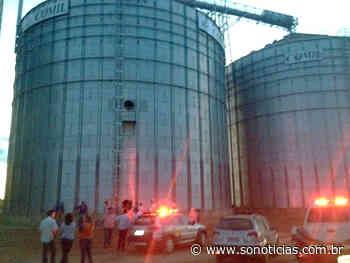 Sorriso e Canarana lideram ranking com mortes de trabalhadores em silos - Só Notícias