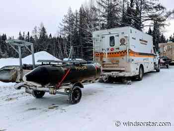 Quebec police find bodies of two of four missing French snowmobilers - Windsor Star