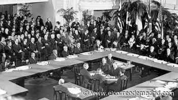 La exclusión de la Santa Sede de la Conferencia de Versalles por - El Correo de Madrid