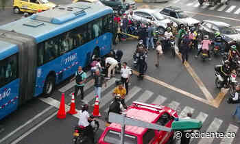 Accidente de tránsito en Versalles deja dos heridos - Diario Occidente
