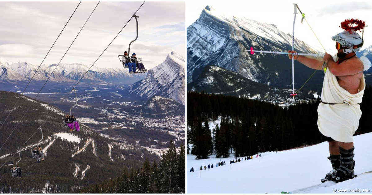 A Banff Skihill Is Hosting An Epic Chairlift Speed Dating Event On Valentines Day - Narcity