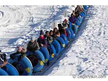 Heavy snowfall makes for happy times at Norquay - Calgary Sun