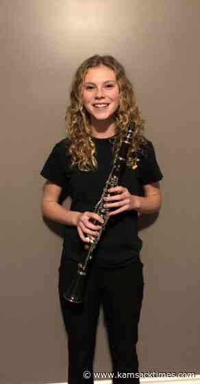 Norquay School student to attend U of S High School Select band project - Kamsack Times