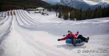 The tube park at Mount Norquay will officially open for the season on Thursday | News - Daily Hive
