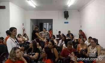 Docentes de Tobias Barreto ocupam Câmara Municipal para cobrar 13º - Infonet