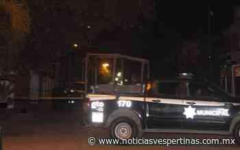 Apuñalado por su hijo en Lomas del Mirador - Noticias Vespertinas