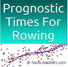 Rowing Prognostic Times – Part 1 – What Are Prognostic Times?