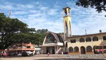 Alcalde de San Vicente del Caguán entregó llaves del municipio a Jesucristo - RCN Radio