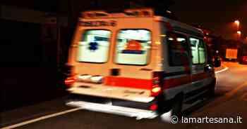 Incidente lungo la Cerca a Settala - La Martesana