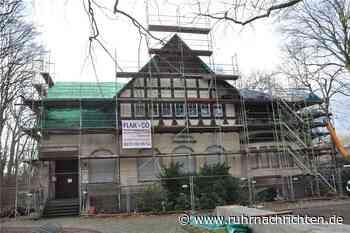 Bürgerhaus Horstmar bis Mitte Januar geschlossen: Stadt hat Sirene auf Dach montiert - Ruhr Nachrichten
