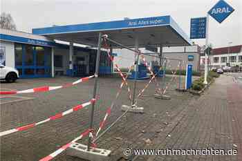 Seltsamer Geruch: Aral auf Spurensuche an der Tankstelle in Horstmar - Ruhr Nachrichten