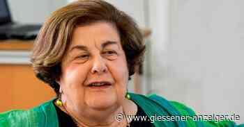 75. Jahrestag der Befreiung von Auschwitz: Agnes Grunwald-Spier ist dem Morden entkommen - Gießener Anzeiger