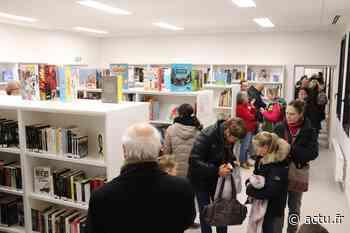 Val-d'Oise. Une nouvelle médiathèque à Auvers-sur-Oise - La Gazette du Val d'Oise - L'Echo Régional