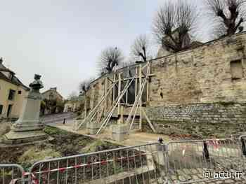 Val-d'Oise. Mur effondré : la Ville d'Auvers-sur-Oise ne sera pas indemnisée - actu.fr