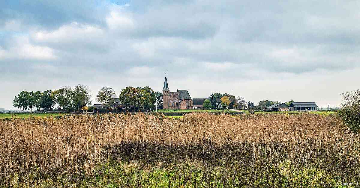 Dit is het kleinste kerkdorp van Nederland - EO Visie