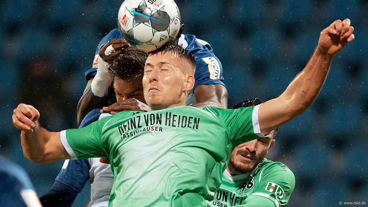 Hannover 96: Jan Schlaudraff schwärmt von Waldemar Anton - BILD