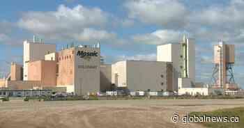 Mosaic shuts down Colonsay, Sask. potash mine indefinitely - Global News