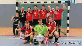 Miersdorf/Zeuthen-Nachwuchs gewinnt Hallen-Landestitel - Sportbuzzer