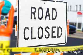 Part of Kennedy Road in East Gwillimbury to close this weekend - NewmarketToday.ca