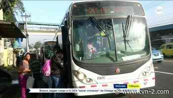 Metrobús estrena nueva ruta en La Cabima - TVN Panamá