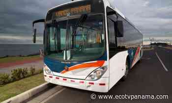 Ruta La Cabima - San Isidro iniciará este 25 de noviembre - ecotvpanama.com