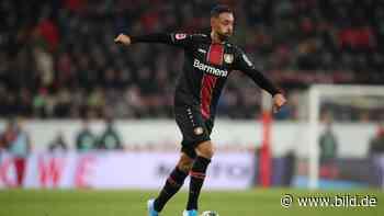 Bayer Leverkusen: Karim Bellarabi lüftet sein Turbo-Geheimnis - BILD