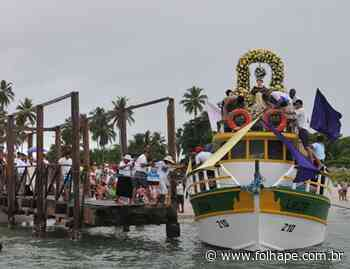 Festa de São Gonçalo do Amarante, padroeiro de Itapissuma, começa neste domingo - Folha de Pernambuco