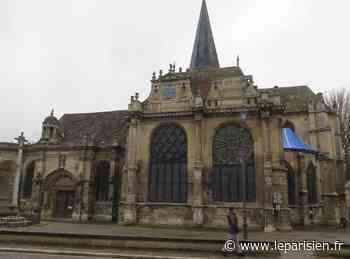 Magny-en-Vexin : l'église pourrait être bientôt rouverte - Le Parisien