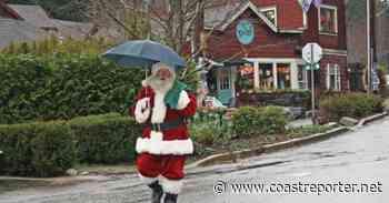 Roberts Creek: Santa's on the way - Coast Reporter