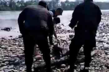 Hallan cadáver dentro de costal a orillas de río Perené - ATV - ATV.pe