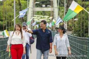 Nuevo puente que une Colimes con Palestina será una realidad - Metro Ecuador