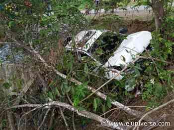 Cinco personas heridas tras accidente en vía Colimes-Olmedo - El Universo