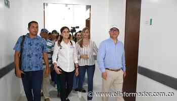 Inauguran el nuevo Hospital de Santa Bárbara de Pinto - El Informador - Santa Marta