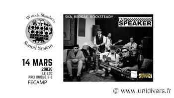 Concert au Loc' à Fecamp – Mr Speaker + Woods Skankers Le Loc' – Art En Sort 17 rue des galeries,76400 Fécamp 14 mars 2020 - Unidivers